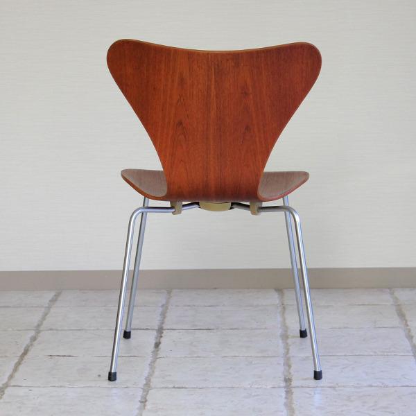 Arne Jacobsen  Seven chair. Teak  Fritz Hansen (10).jpg