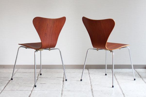 Arne Jacobsen  Seven chair. Teak  Fritz Hansen (17).jpg