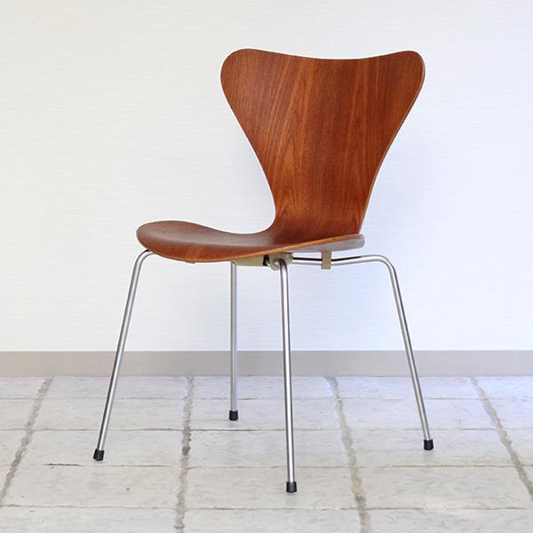 Arne Jacobsen  Seven chair. Teak  Fritz Hansen (6).jpg
