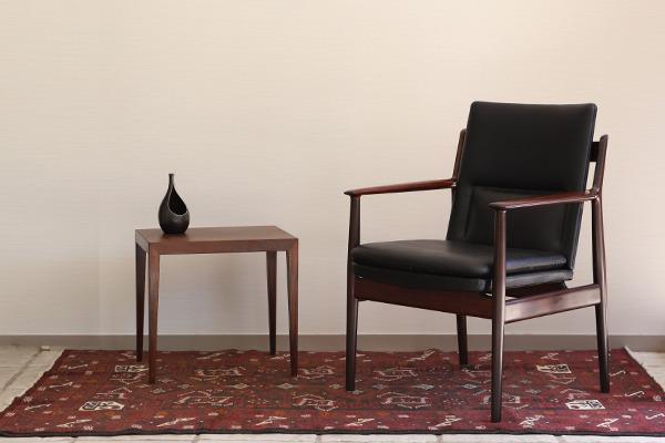 Arne Vodder  アームチェア.model 431 Brazilian rosewood  Sibast (1).jpg