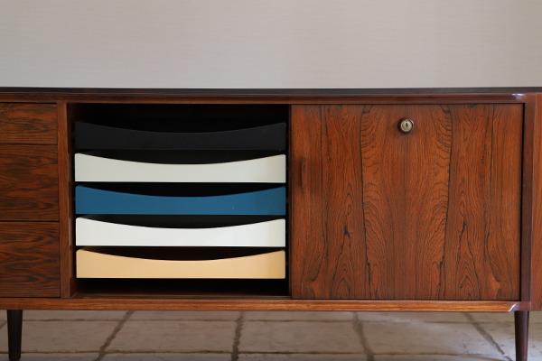 Arne Vodder  Rosewood sideboard  Sibast  (5).jpg