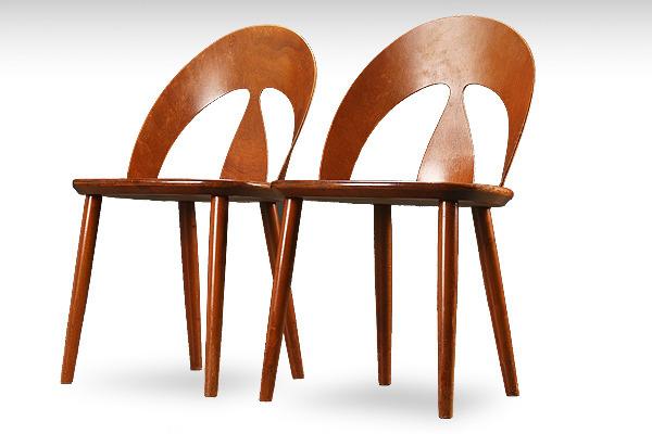 Børge Mogensen  Plywood chair  FDB-01.jpg