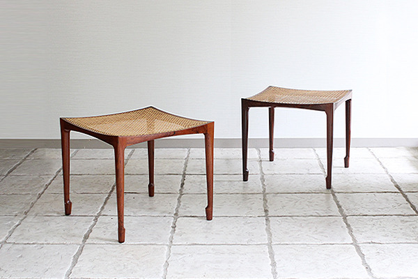 Bernt Petersen  Stool.Rosewood  Wørtセット (2).jpg