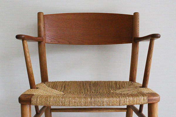Borge Mogensen  Arm Chair.model538  Soborg Mobler (10).jpg