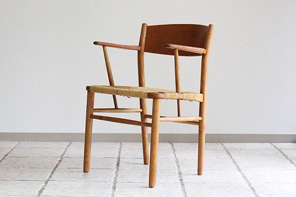 Borge Mogensen  Arm Chair.model538  Soborg Mobler (1).jpg