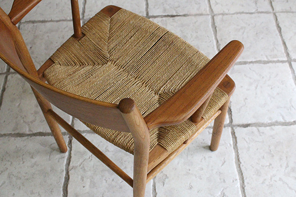 Borge Mogensen  Arm Chair.model538  Soborg Mobler (3).jpg