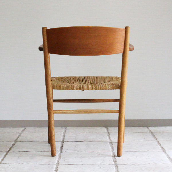 Borge Mogensen  Arm Chair.model538  Soborg Mobler (8).jpg
