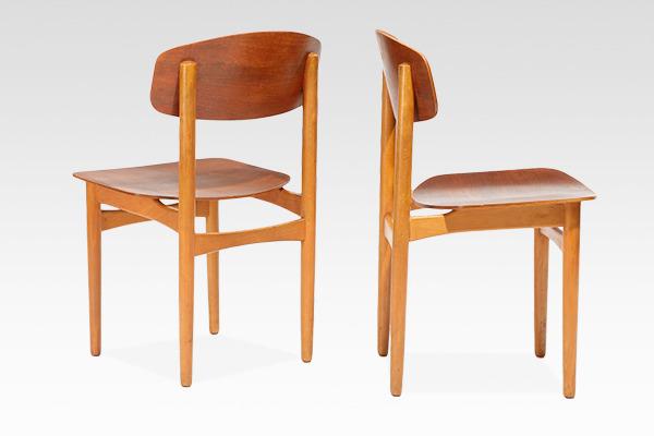 Borge Mogensen  Dining Chair.model 122  Soborg Mobler (2).jpg