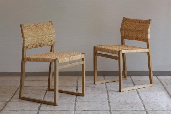 Borge Mogensen  Dining chair model BM-61  P. Lauritsen & Son (9).jpg