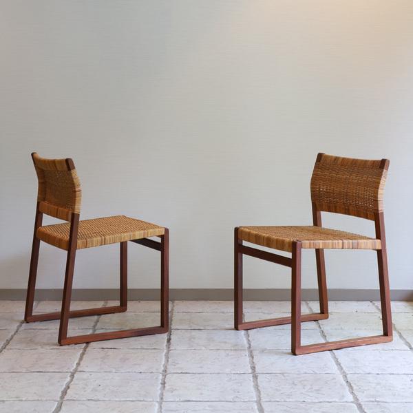 Borge Mogensen  Dining chair model BM-61 (6).jpg
