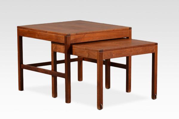 Borge Mogensen  Nesting table  Fredericia.jpg