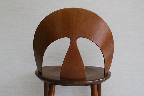Borge Mogensen  Plywood chair  FDB (3).jpg