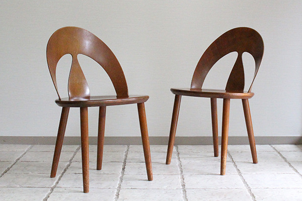 Borge Mogensen  Plywood chair  FDB (5).jpg