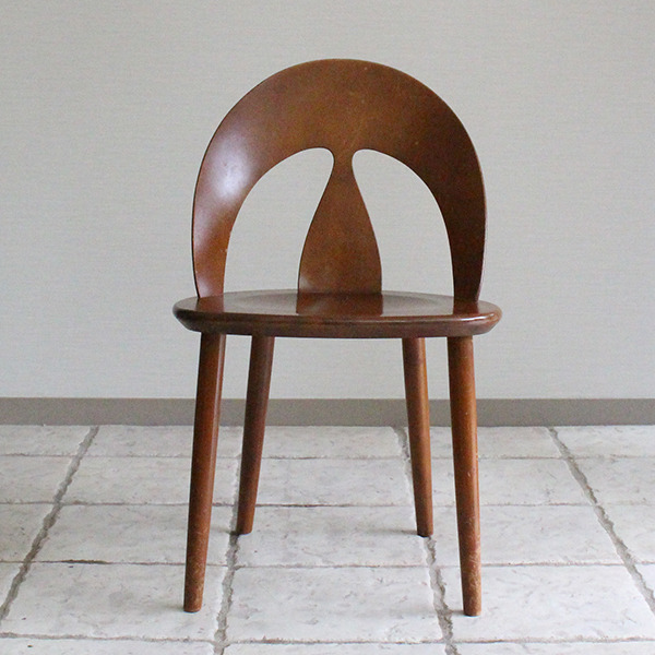 Borge Mogensen  Plywood chair  FDB (6).jpg