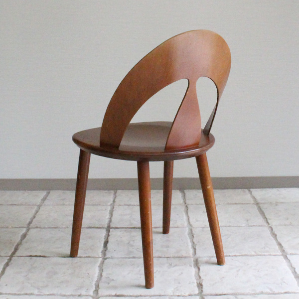 Borge Mogensen  Plywood chair  FDB (8).jpg