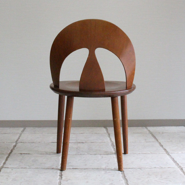 Borge Mogensen  Plywood chair  FDB (9).jpg