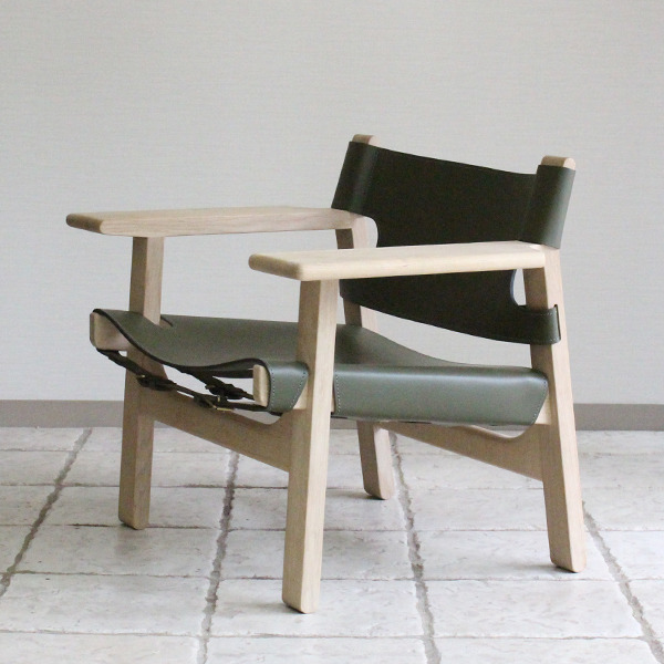 Borge Mogensen  Spanish Chair - 60 years Special Edition -  Fredericia  (1).jpg