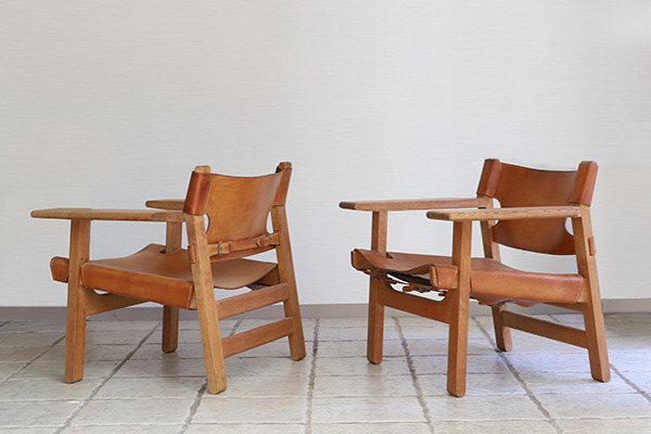 Borge Mogensen  Spanish Chairs  Fredericia (1).jpg