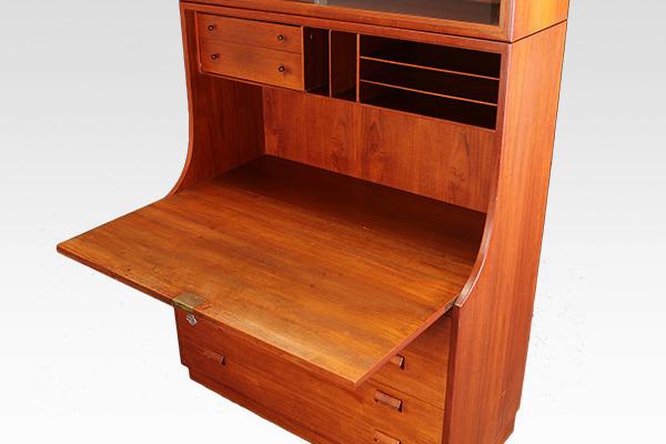 Borge Mogensen  Writing desk .teak  Soborg Mobler (2).jpg