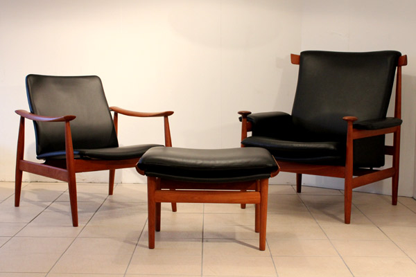 sold out bwana chair finn juhl france and son kamada 北欧家具