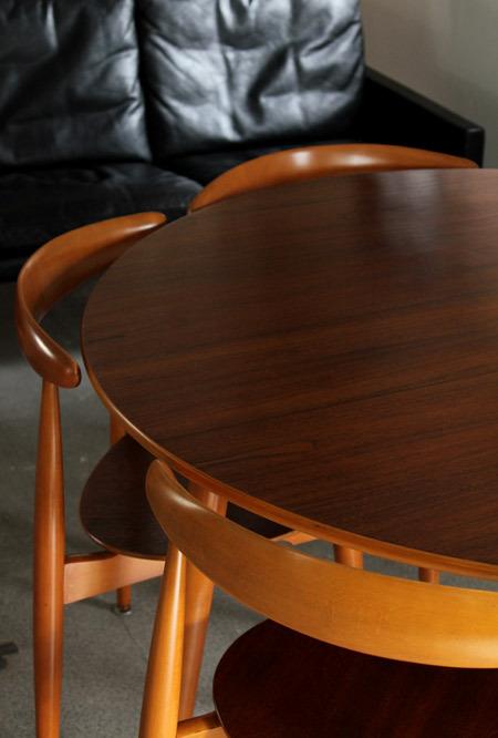 ウェグナー ハートテーブル&ハートチェアー03.jpg