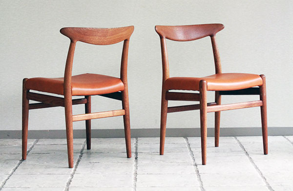 ウェグナーHans J. Wegner ーchair-W2-02.jpg
