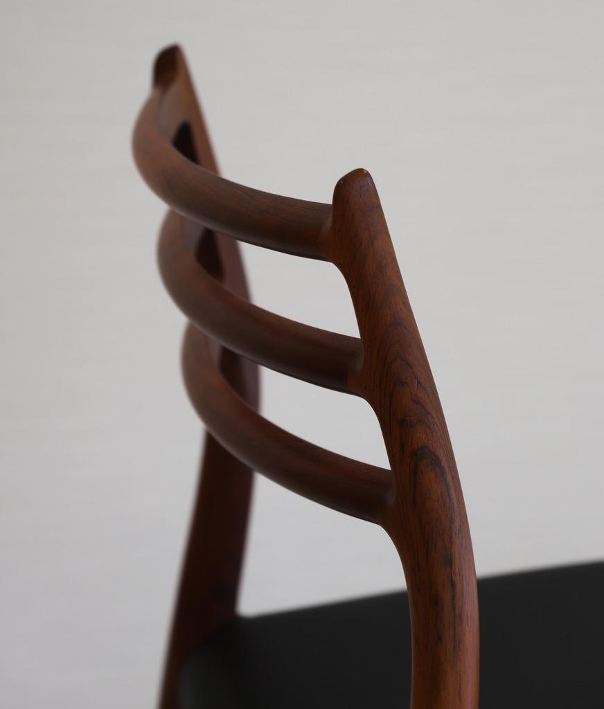 ニールス・モラー 椅子 ローズウッドー03.jpg
