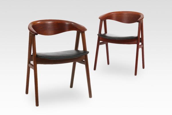 Erik Kirkegaard  Dining chairs  Hong Stolefabrik (3).jpg