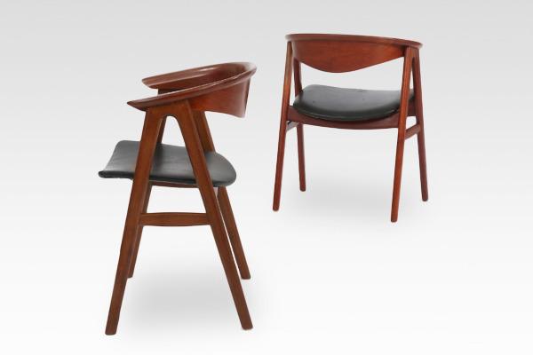 Erik Kirkegaard  Dining chairs  Hong Stolefabrik (4).jpg