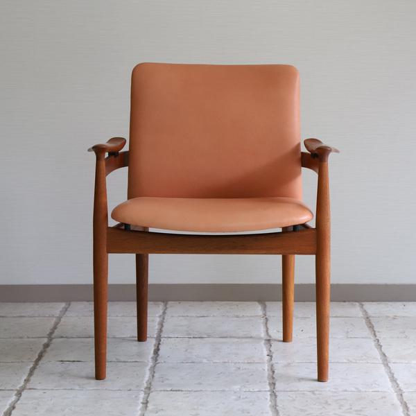Finn Juhl  Dining chair. FD192  France & son (11).jpg