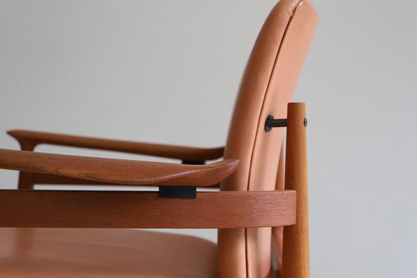 Finn Juhl  Dining chair. FD192  France & son (5).jpg