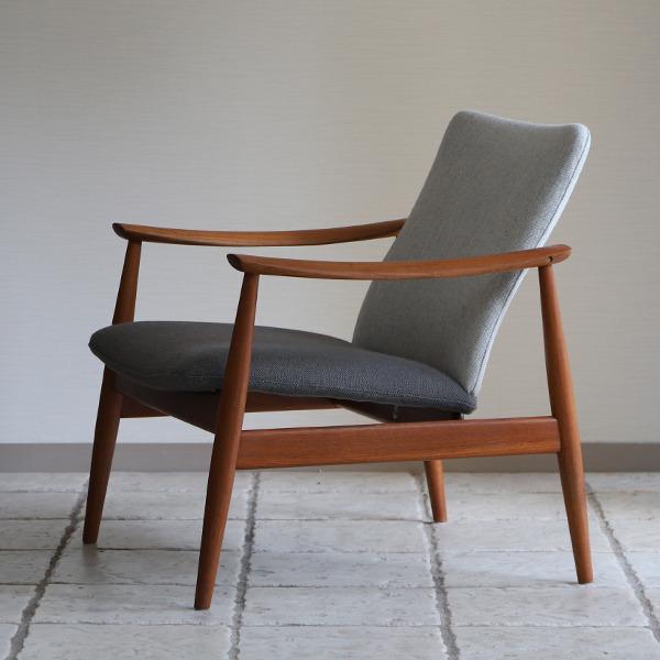 Finn Juhl  Easy chair. FD-138  France and son-02 (5).jpg