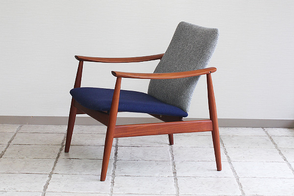 Finn Juhl  Easy chair. FD-138  France and son (11).jpg