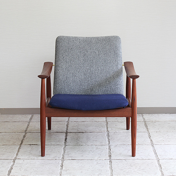Finn Juhl  Easy chair. FD-138  France and son (1).jpg