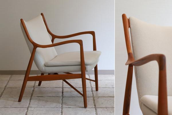 Finn Juhl  Easy chair. NV45 Teak  Niels Vodder (1).jpg