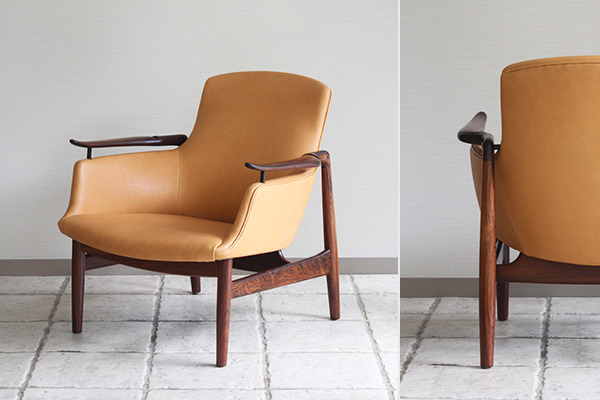 Finn Juhl  Easy chair. NV53 Rosewood Niels Vodder-1 (2).jpg