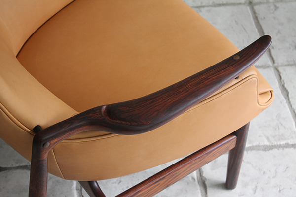 Finn Juhl  Easy chair. NV53 Rosewood Niels Vodder-1 (4).jpg
