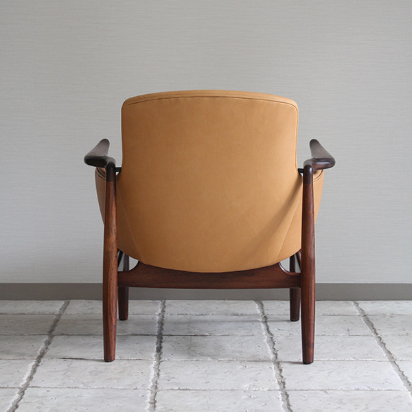 Finn Juhl  Easy chair. NV53 Rosewood Niels Vodder-1 (6).jpg