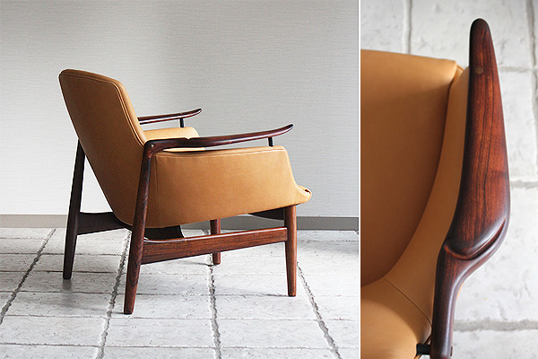 Finn Juhl  Easy chair. NV53 Rosewood Niels Vodder-2 (11).jpg