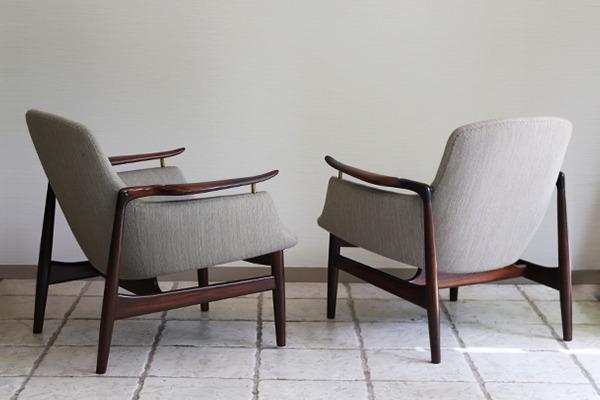 Finn Juhl  Easy chair. NV53 Rosewood Niels Vodder (4).jpg