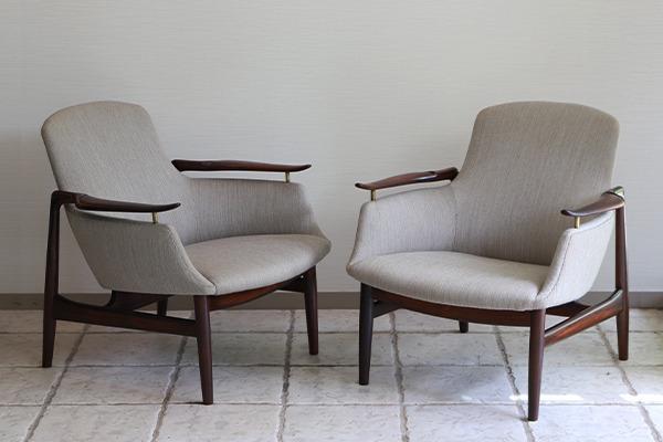 Finn Juhl  Easy chair. NV53 Rosewood Niels Vodder (5).jpg