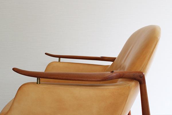 Finn Juhl  Easy chair. NV53 Teak  Kitani (3).jpg
