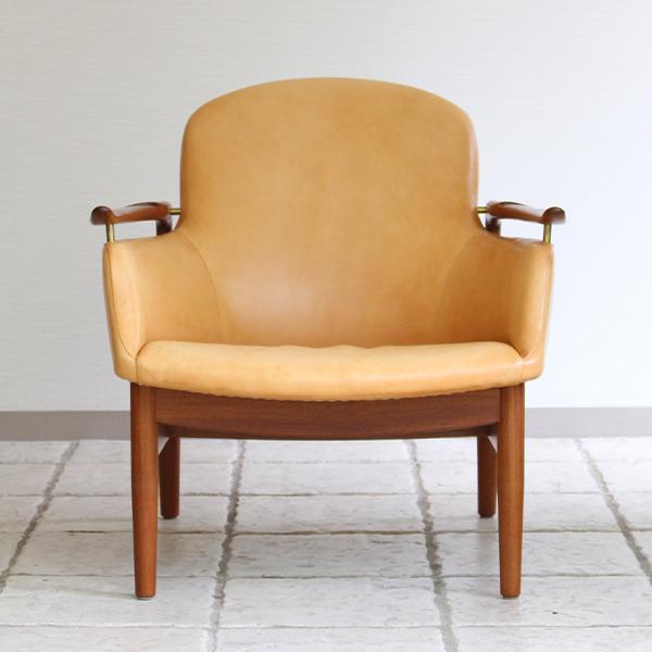 Finn Juhl  Easy chair. NV53 Teak  Kitani (5).jpg