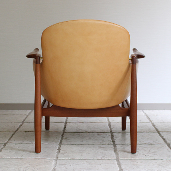 Finn Juhl  Easy chair. NV53 Teak  Kitani (9).jpg