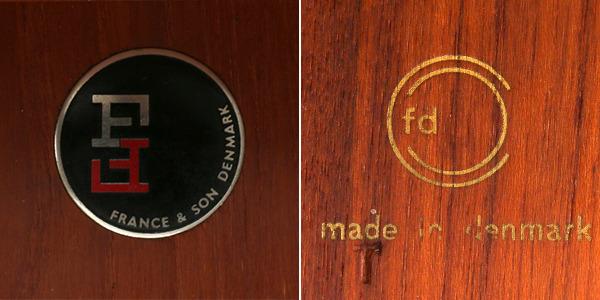Finn Juhl  Sidetable FD-635  France & Son (4).jpg