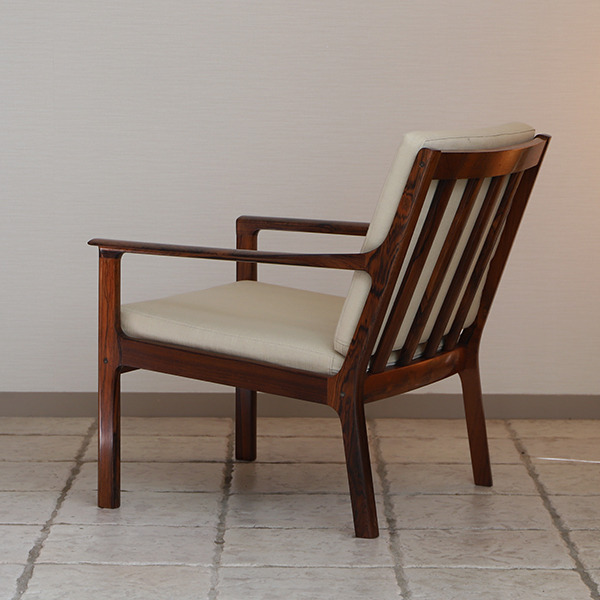 Fredrik Kayser  Easy chair .Model 935 .Rosewood  Vatne Mobler_1 (4).jpg
