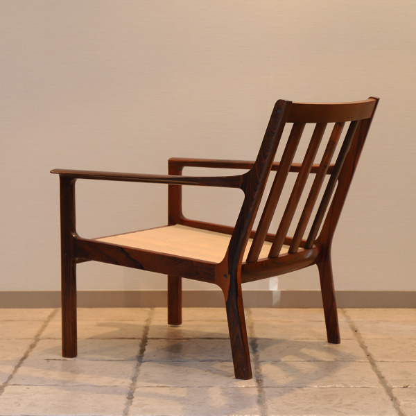 Fredrik Kayser  Easy chair .Model 935 .Rosewood  Vatne Mobler_2 (11).jpg