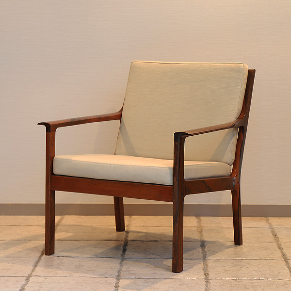 Fredrik Kayser  Easy chair .Model 935 .Rosewood  Vatne Mobler_2 (12).jpg