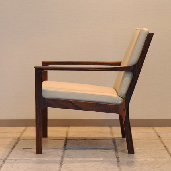 Fredrik Kayser  Easy chair .Model 935 .Rosewood  Vatne Mobler_2 (13).jpg