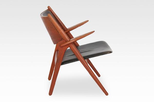 Hans. J. Wegner  Easy chair.CH-28 teak  Carl Hansen & Son (12).jpg